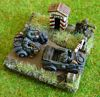 German HQ by Bruce (10mm scale)
