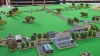 Cold War Commander in action at the Grimsby Club (6mm scale)