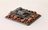 Dug-in Pzkpfw III by Craig (15mm scale)